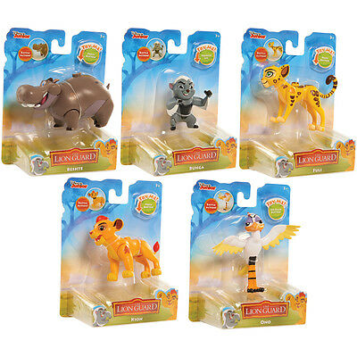 Disney Lion Guard Kid Powered Single Figure Choice of Figures One Supplied NEW