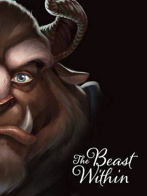 **NEW** - Disney Villains: The Beast Within (Paperback) 1474840817