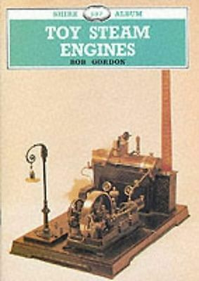**NEW** - Toy Steam Engines (Shire Library) (Paperback) 0852637756