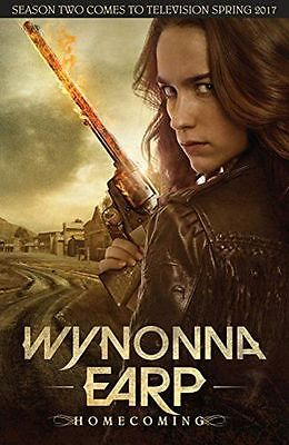 **NEW** - Wynonna Earp Volume 1: Homecoming (Paperback) 163140749X