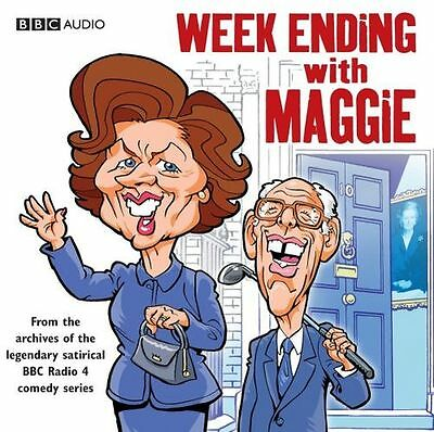 **NEW** - Weekending with Maggie (BBC Audio) (Audio CD) 1408426196