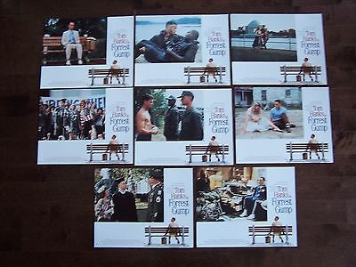 FORREST GUMP     complete US lobby card set of 8