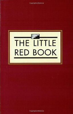 **NEW** - The Little Red Book (Paperback) 089486985X