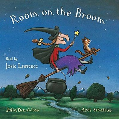 **NEW** - Room on the Broom (Audio CD) 1405047305
