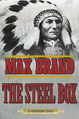 **NEW** - The Steel Box: A Western Duo (Paperback) 1632204657