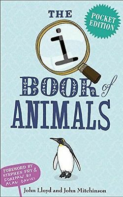 **NEW** - QI The Pocket Book of Animals (Paperback) 0571245137