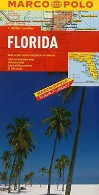 **NEW** - Florida Marco Polo Map (Map) 3829767412
