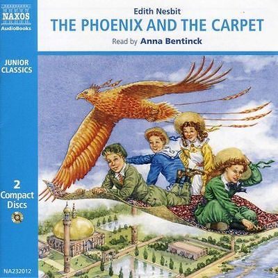 **NEW** - The Phoenix and the Carpet (Audio CD) 9626343206