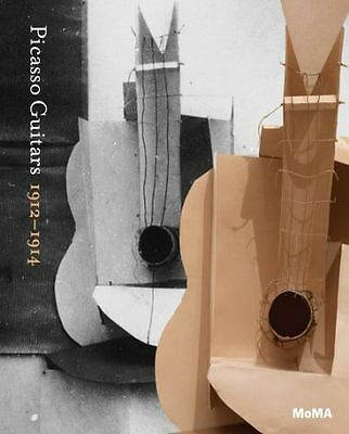 **NEW** - Picasso: Guitars 1912-1914 (Hardcover) 0870707949