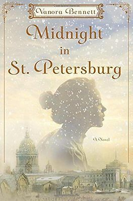 **NEW** - Midnight in St. Petersburg (Hardcover) 1250079438