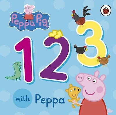 **NEW** - Peppa Pig: 123 with Peppa (Board book) 0723292108
