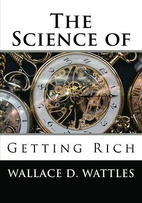 **NEW** - The Science of Getting Rich (Paperback) 1514150476
