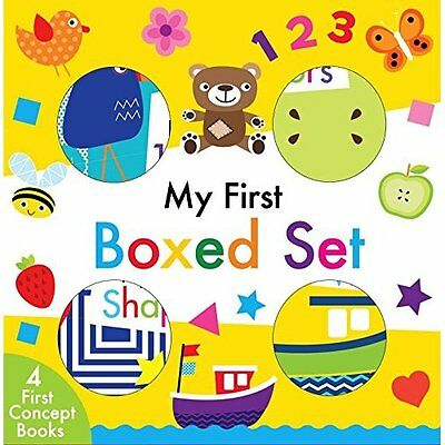 My First Boxed Set: My First Concept Books (My First (L - Paperback NEW Max and