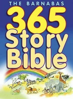 **NEW** - The Barnabas 365 Story Bible (Hardcover) 0857463535