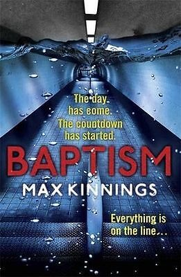 **NEW** - Baptism: An Ed Mallory Thriller (Paperback) 1780871813