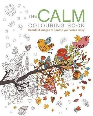 **NEW** - Calm Colouring Book (Colouring Books) (Paperback) 1784046310