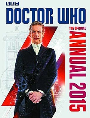 **NEW** - Doctor Who Official Annual 2015 (Hardcover) 1405917563