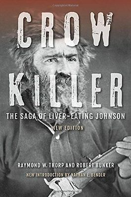 **NEW** - Crow Killer, New Edition (Paperback) 0253020832