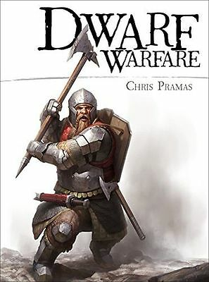 **NEW** - Dwarf Warfare (Open Book) (Paperback) 1472810538