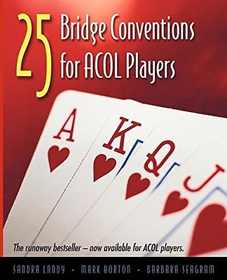 **NEW** - 25 Bridge Conventions for Acol Players (Paperback) 1897106149
