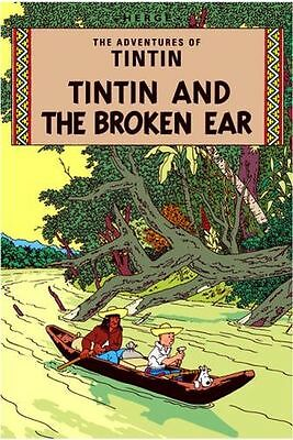 **NEW** - The Broken Ear (The Adventures of Tintin) (Hardcover) 1405208058