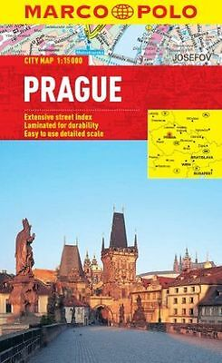**NEW** - Prague Marco Polo City Map (Marco Polo City Maps) (Map) 382976958X