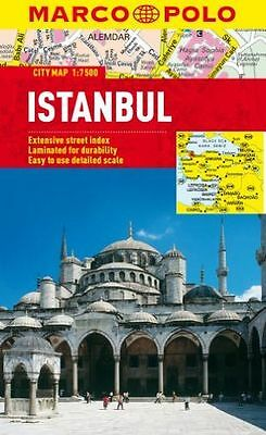 **NEW** - Istanbul Marco Polo City Map (Marco Polo City Maps) (Map) 3829769660