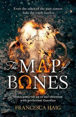 **NEW** - The Map of Bones (Fire Sermon, Book 2) (Paperback) 0007563124
