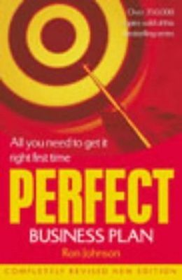 **NEW** - Perfect Business Plan (Paperback) 1844131483