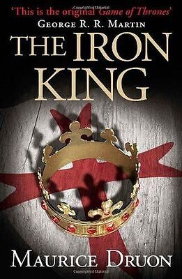 **NEW** - The Iron King (The Accursed Kings, Book 1) (Paperback) 0007491263