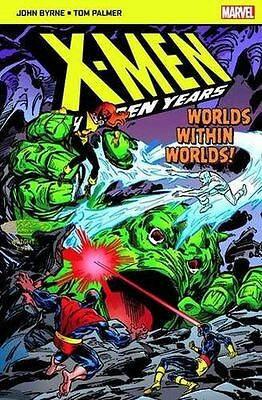 **NEW** - X-Men: The Hidden Years; Worlds Within Worlds (Paperback) 1846531756