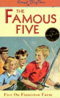 **NEW** - Five On Finniston Farm: Book 18 (Famous Five) (Paperback) 0340681233