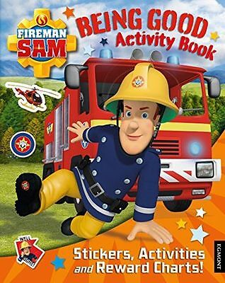 **NEW** - Fireman Sam: Being Good Activity Book (Paperback) 1405277238