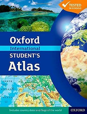 **NEW** - Oxford International Student's Atlas (Paperback) 0199137579