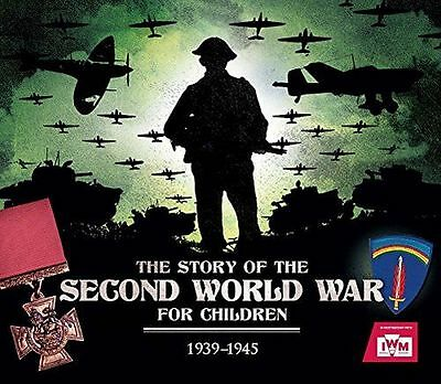 **NEW** - The Story of the Second World War for Children (Hardcover) 1783121157