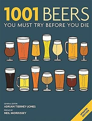 **NEW** - 1001 Beers: You Must Try Before You Die (Paperback) 1844037657
