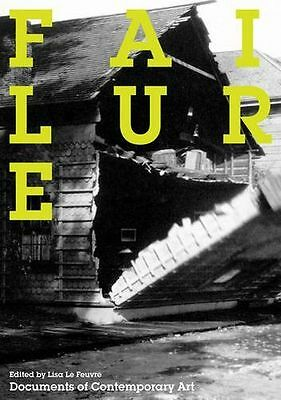 **NEW** - Failure (Documents of Contemporary Art) (Paperback) 0854881824