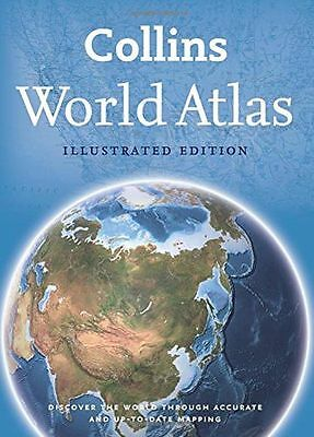 **NEW** - Collins World Atlas: Illustrated Edition (Paperback) 0007452659