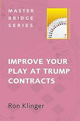 NEW - Improve Your Play at Trump Contracts (MASTER BRIDGE) (PB) 0297865870