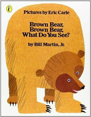 Brown Bear, Brown Bear, What Do You See? (Picture Puffin) (Album) 0140502963
