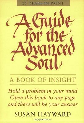 **NEW** - Guide for the Advanced Soul: A Book of Insight (Paperback) 0875168639