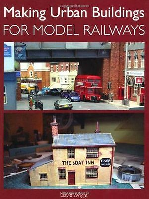 **NEW** - Making Urban Buildings for Model Railways (Paperback) 1847975682