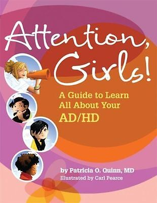 NEW - Attention, Girls!: A Guide to Learn All About Your AD/HD (PB) 1433804484