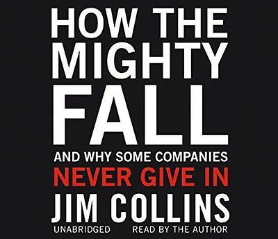 NEW - How the Mighty Fall: And Why Some Companies Never Give In (CD) 1846572525