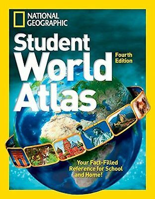 NEW - NG Student World Atlas update (National Geographic Kids) (PB) 1426317751