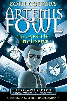 The Arctic Incident: The Graphic Novel (Artemis Fowl Graphic (PB) 0141325860