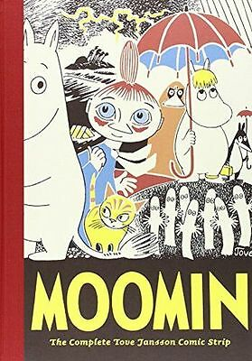 Moomin: The Complete Tove Jansson Comic Strip - Book One: 1 (HC) 1894937805
