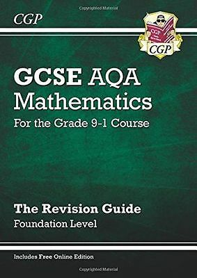 New GCSE Maths AQA Revision Guide: Foundation - for the Grade (PB) 1782943919