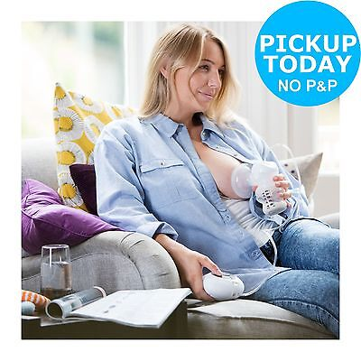 Tommee Tippee Closer to Nature Electric Breast Pump -From the Argos Shop on ebay