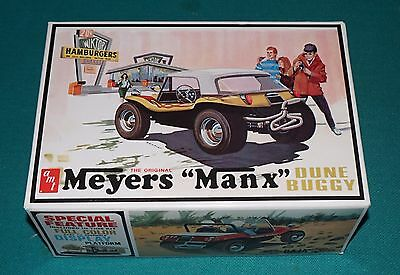 Meyers Manx Dune Buggy 1/25 AMT Complete & Unstarted.